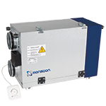 Monsoon Energysaver HRU-ECO Range