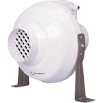 Monsoon Commercial Plastic Cased Centrifugal Fan