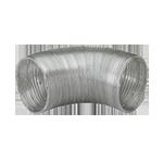 125mm Semi Rigid Aluminium Ducting