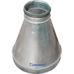 Spiral Ducting Reducer Long (RDL)