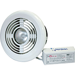 100mm Monsoon Axial Vent Light